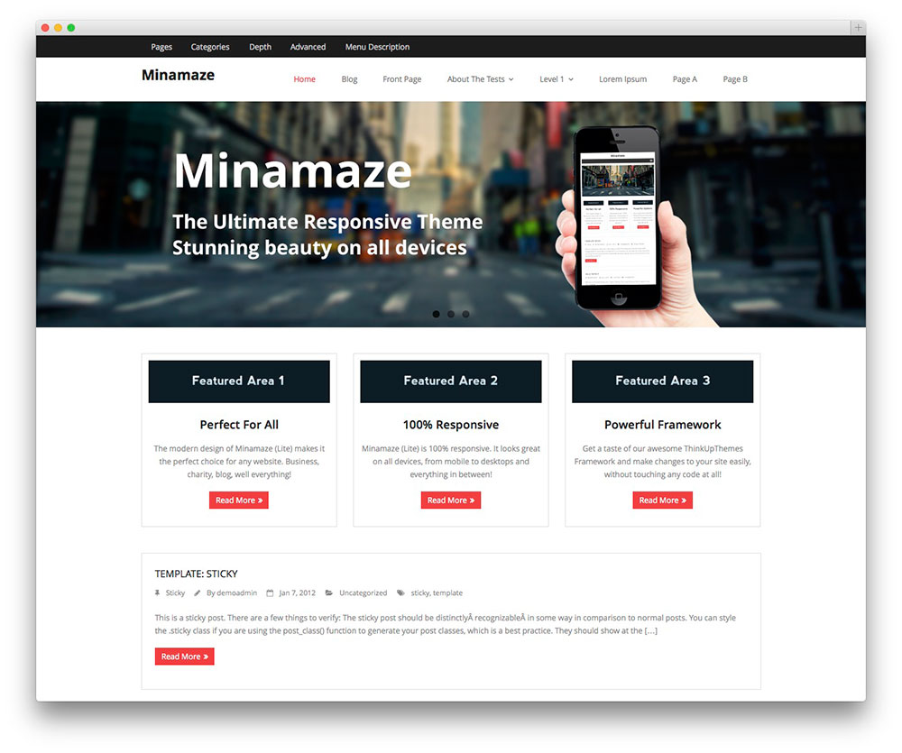 Minamaze Themes Download