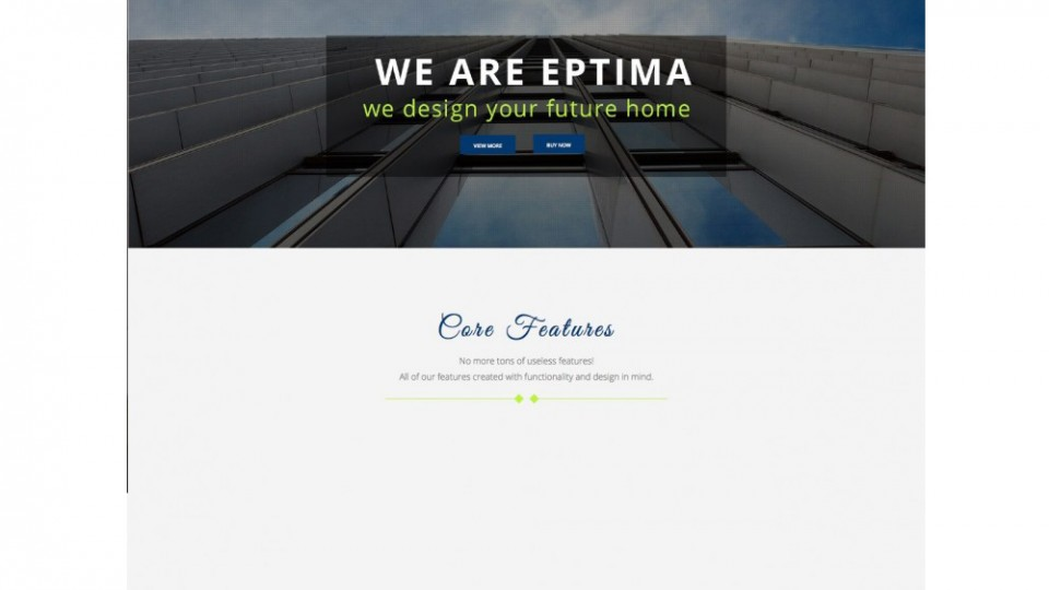Eptima – Corporate Responsive WordPress Theme Download