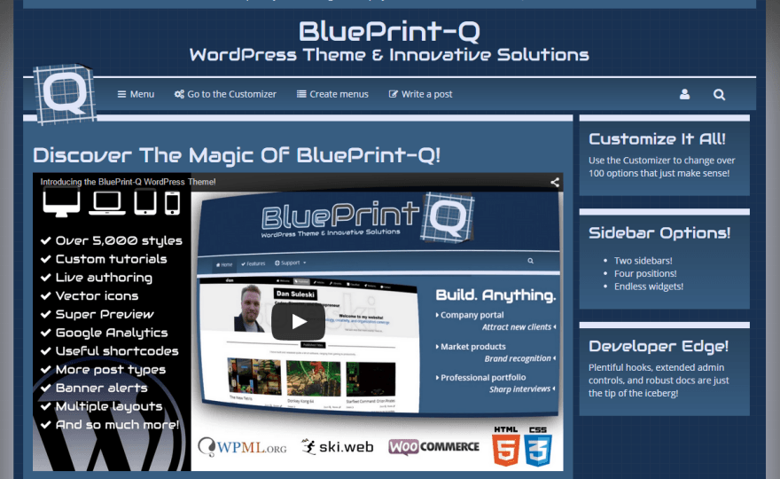 BluePrintQ Draft