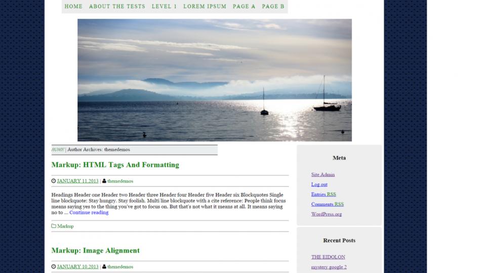 Afia WordPress Theme Download