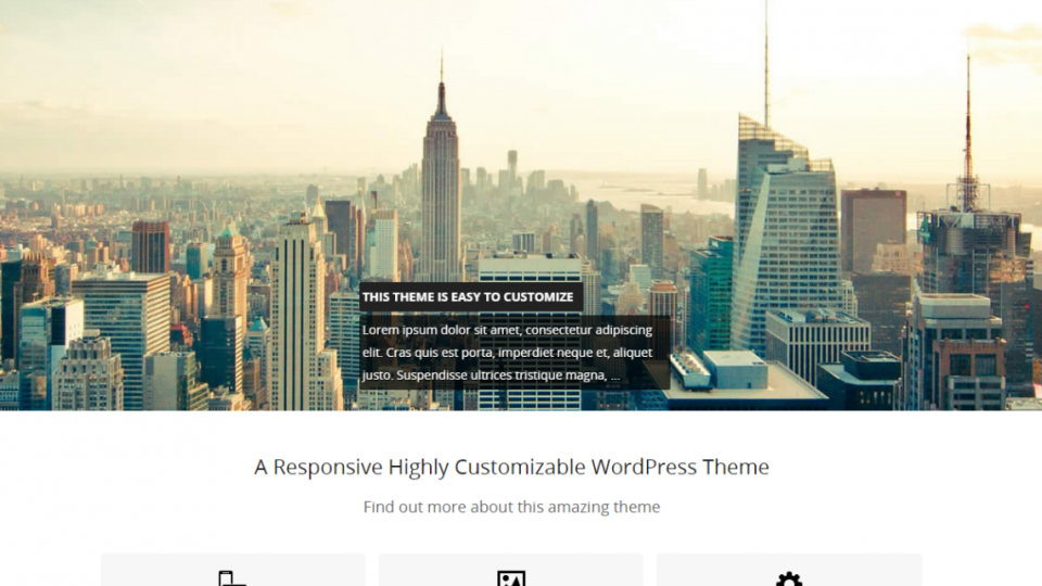 Adamos WordPress Theme Download
