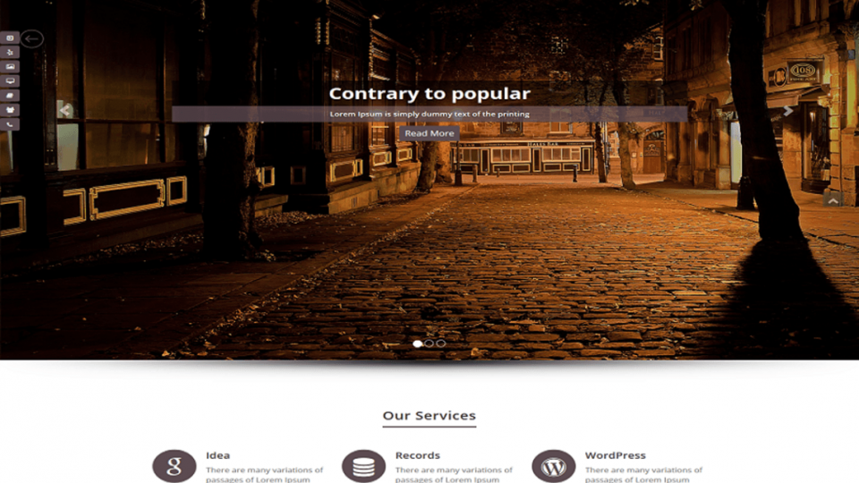 WShop WordPress Theme
