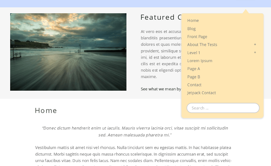 Narwhal WordPress Theme