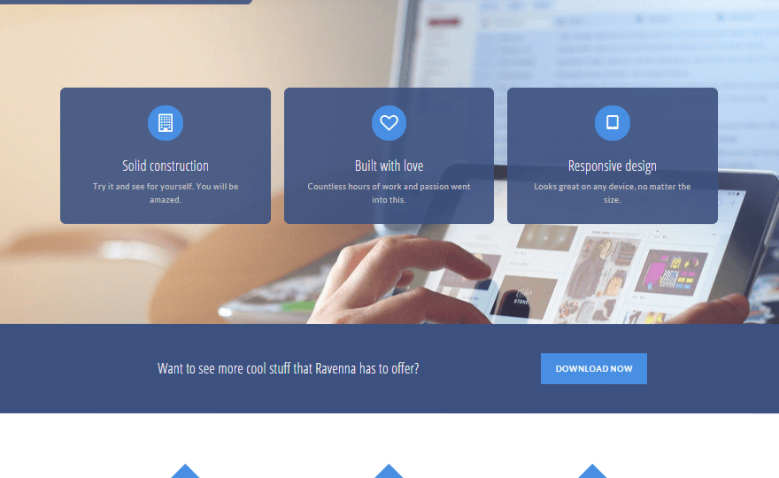 Ravenna WordPress Theme