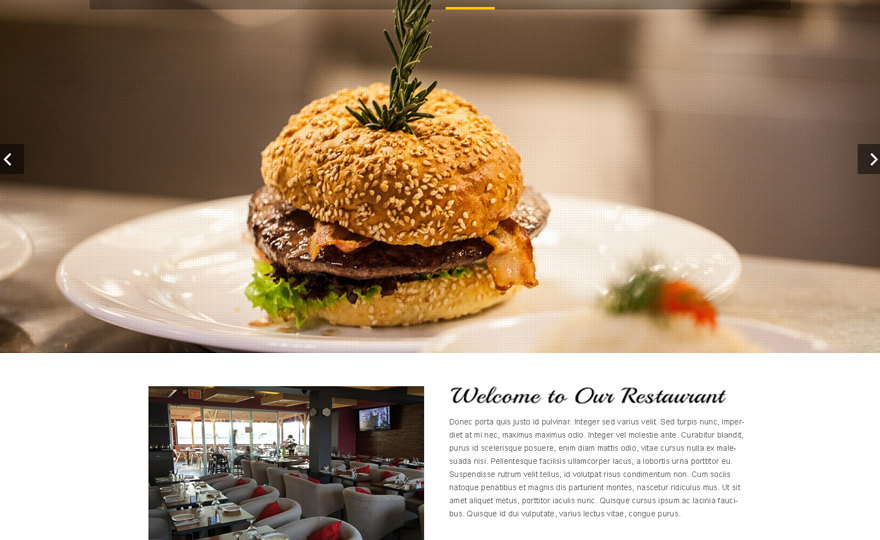Restaurant Lite WordPress Theme