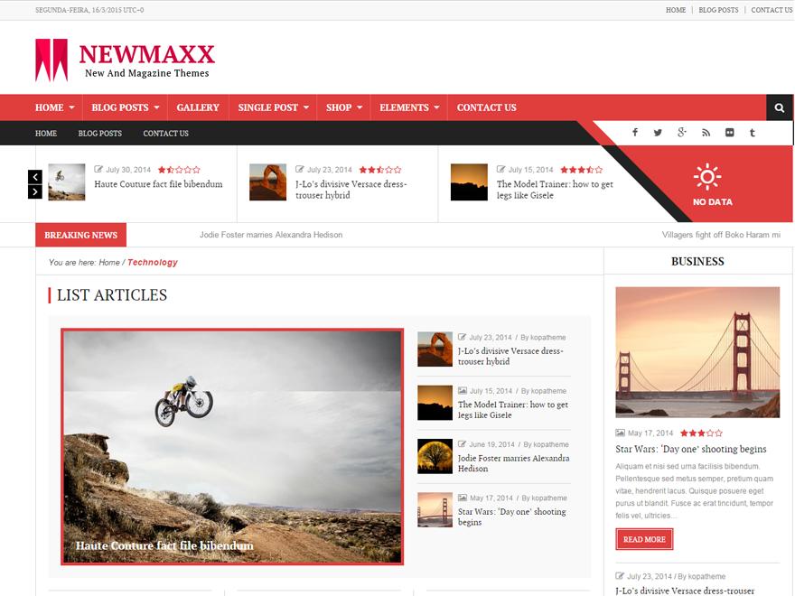 News Maxx – Lite