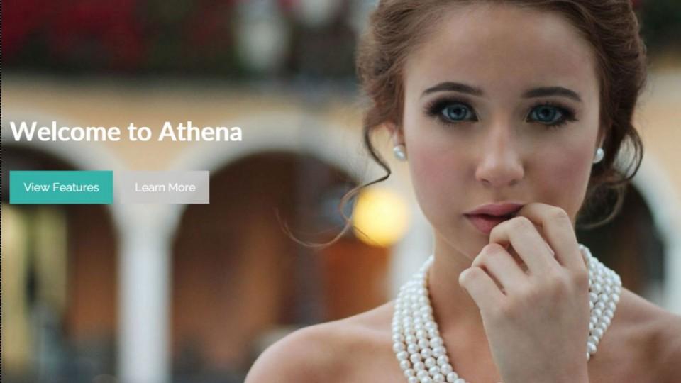 Athena WordPress Theme Download