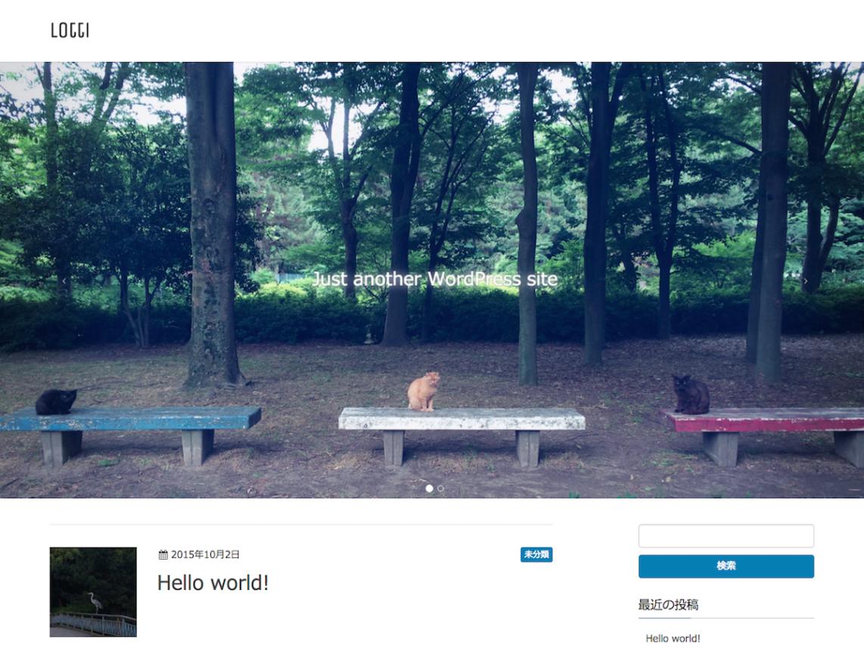 Lotti WordPress Theme
