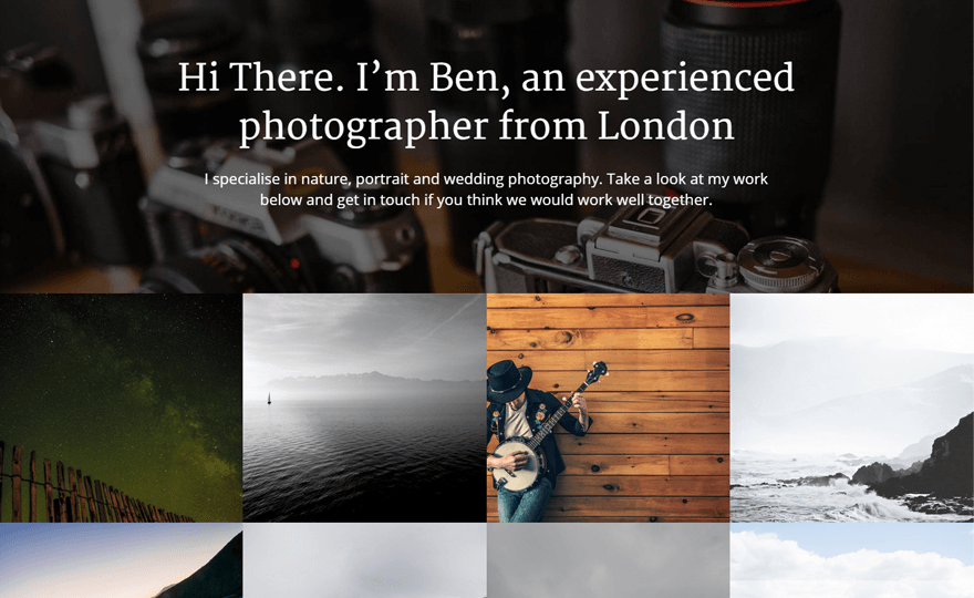 Oren WordPress Theme