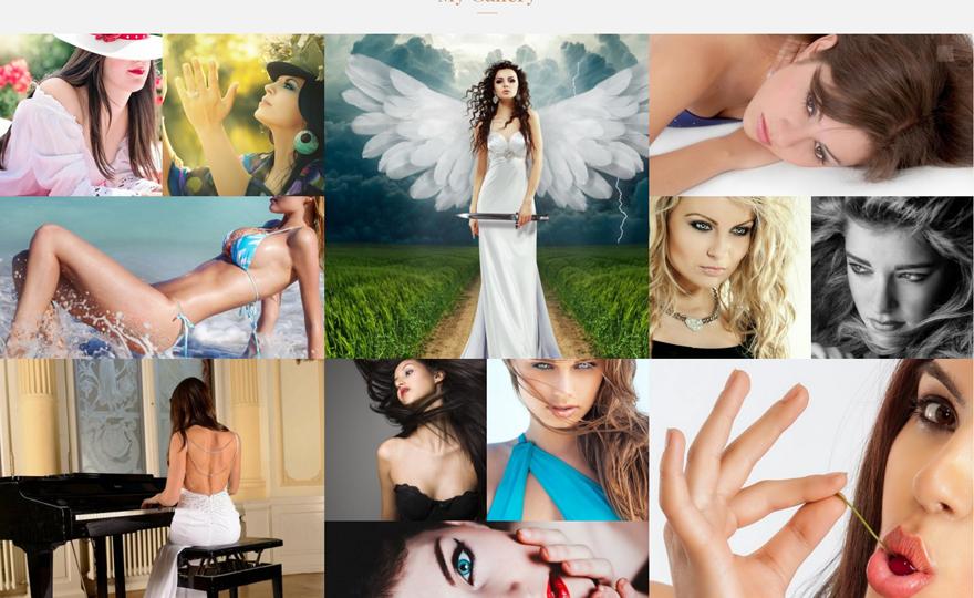 FotoGraphy WordPress Theme