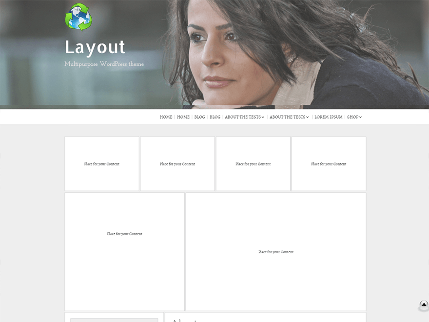 Layout Builder WordPress Theme Download