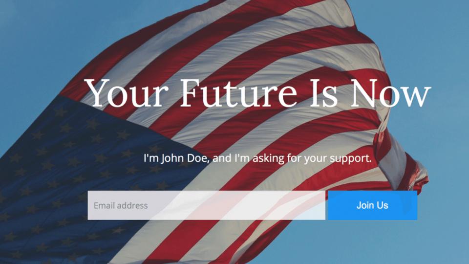 Politics WordPress Theme