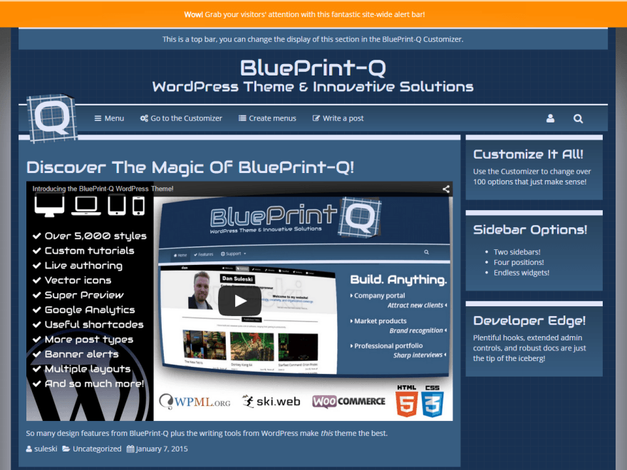 BluePrintQ Draft