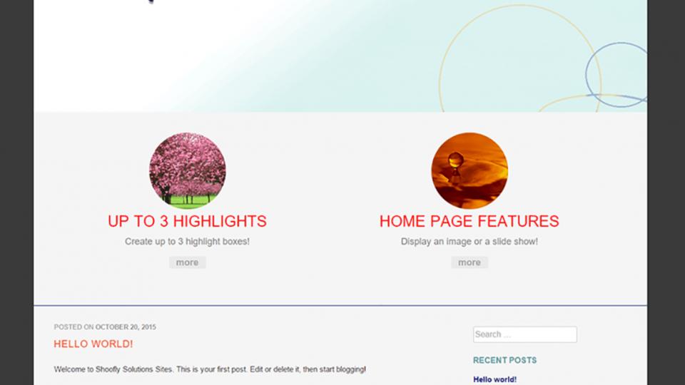 SF Impact WordPress Theme